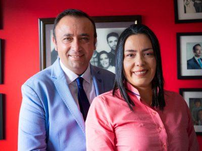 Pastores Suba Andrés y María Montoya